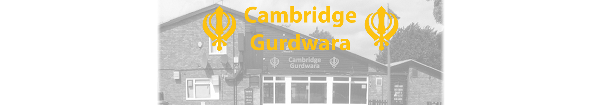 Cambridge Gurdwara Images